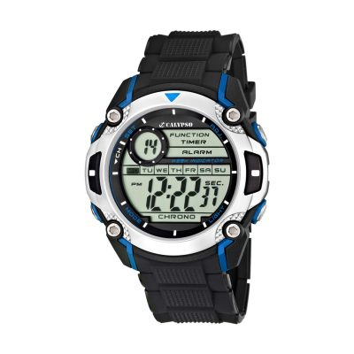 MONTRE DIGITAL FOR MAN CALYPSO