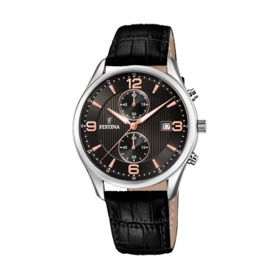 Montre Homme Timeless Chronographe